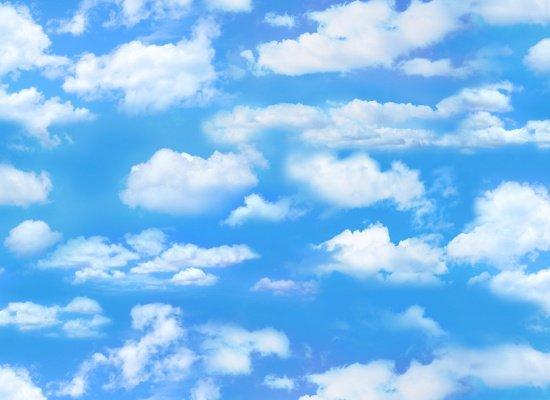 Landscape Medley Sky in Blue from Elizabeth's Studio