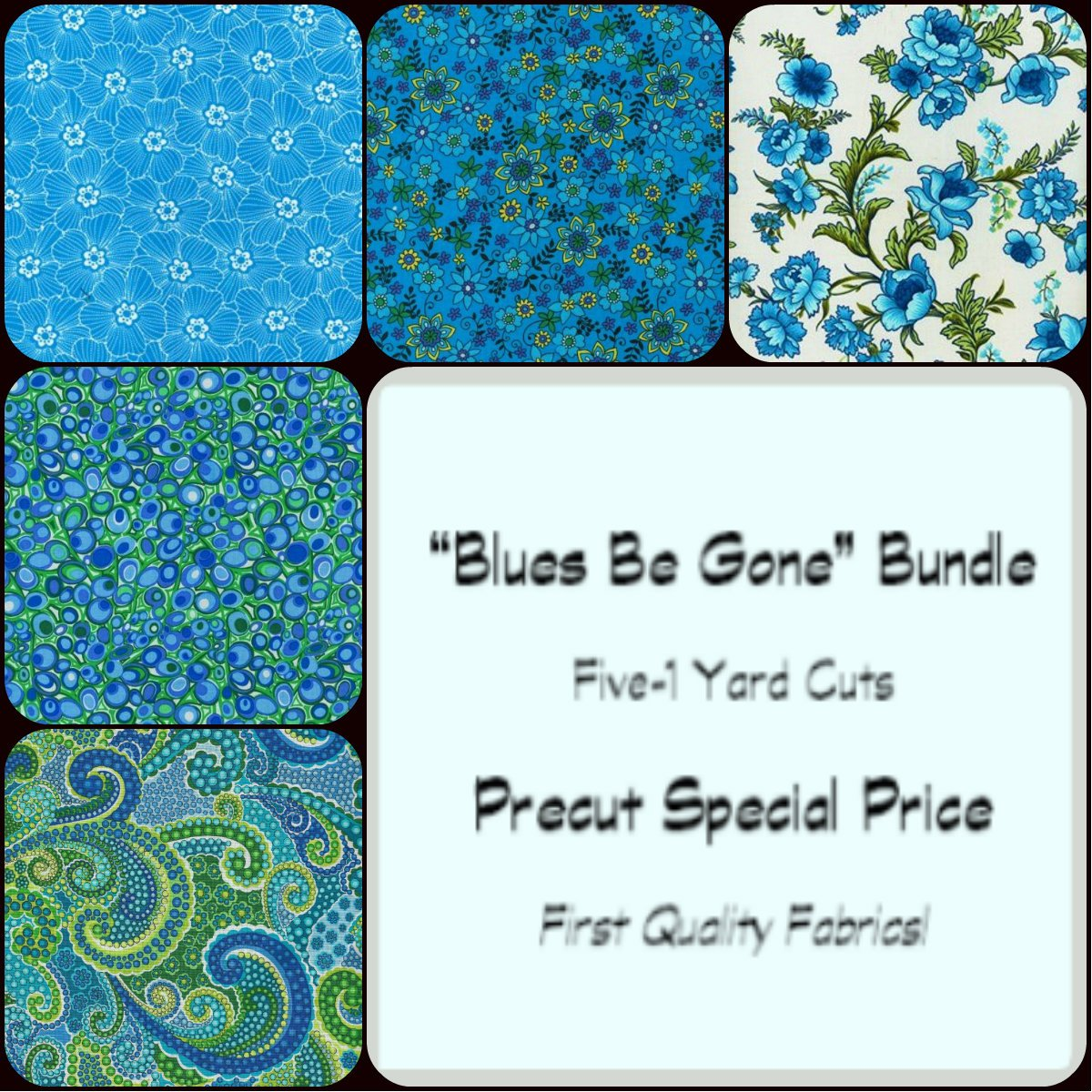 Blues Be Gone Bundle--Shop Created