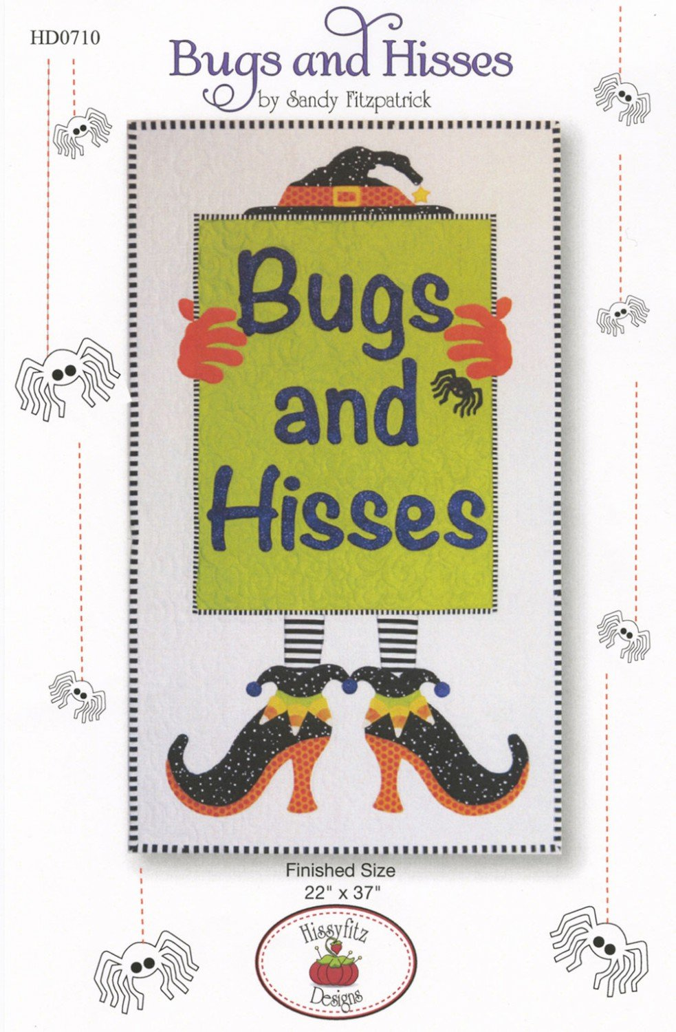 Bugs and Hisses from Hizzyfitz Designs