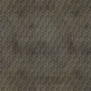 Bee Sweet Gray Honeycomb Background - from Studio e