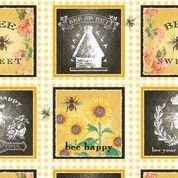 Bee Sweet Block Repeat from Studio e