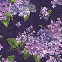 Fresh Lilacs Large Flowers from Maywood Studio