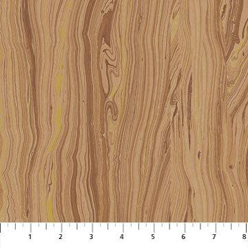 Artisan Spirit Sandscapes Woodgrain in Caramel from Northcott Studios