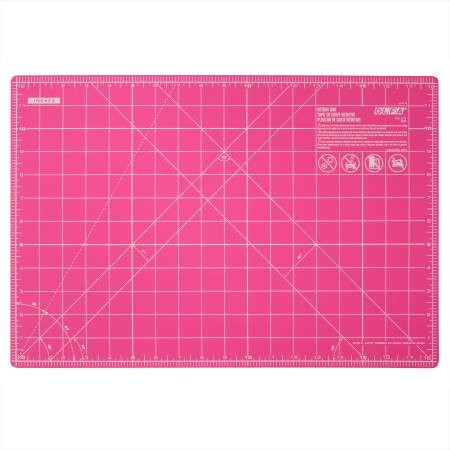 Cutting Mat 12 X 18 in Fairy Floss Pink from Olfa