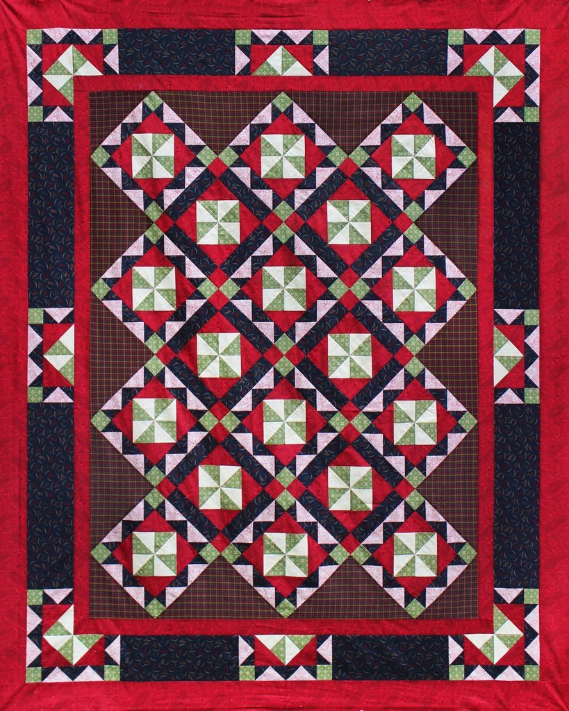 Take Two pattern from Deb Tucker's Studio 180 Design