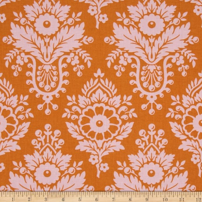 Heather Bailey Up Parasol Lulu Persimmon 884424163080