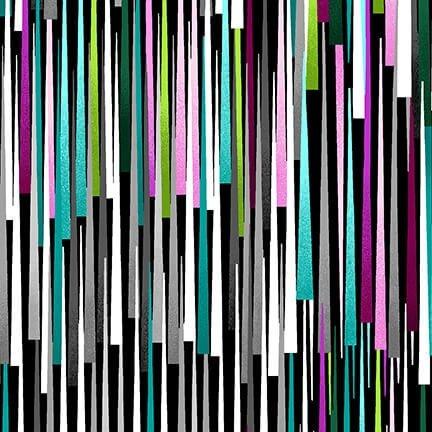 Studio E Beauty In Bloom Stripe Geometric 4824-91