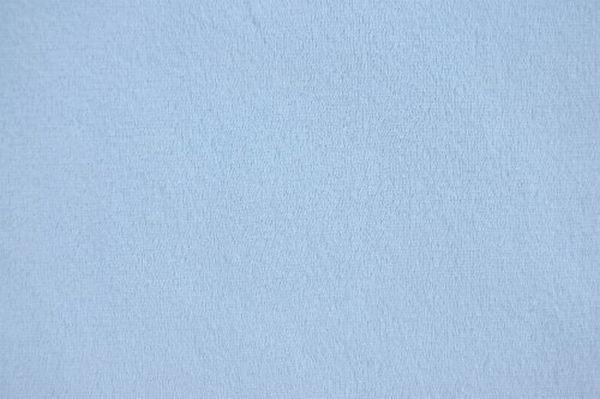 Silky Minky Solid BLUE BELL 60 7777-7580-BBEL