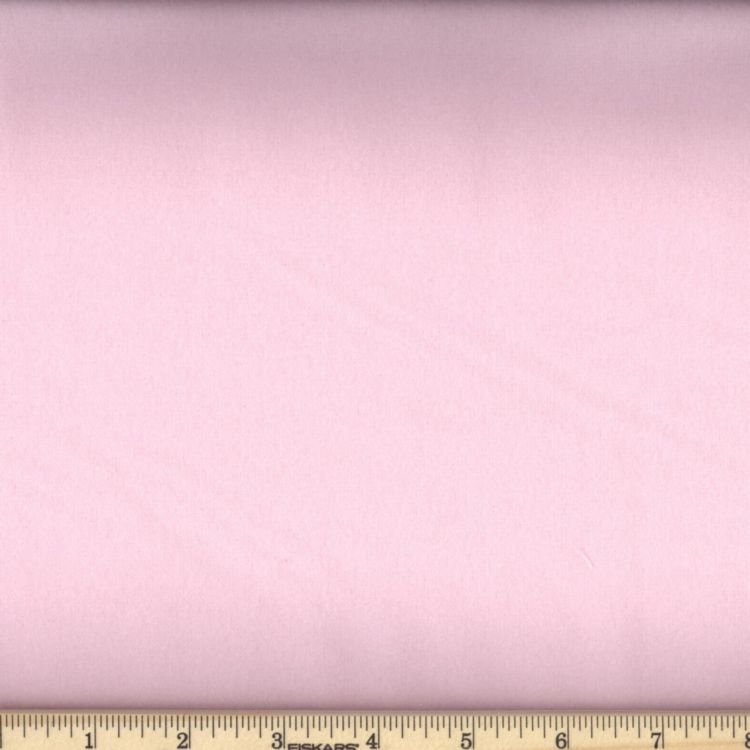 Silky Minky Solid CANDY PINK 60 wide 7777-7580