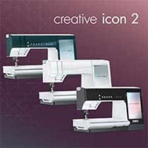 Order the creative icon™ 2 Sewing & Embroidery Machine