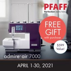 admire™ air 7000 Launch Special