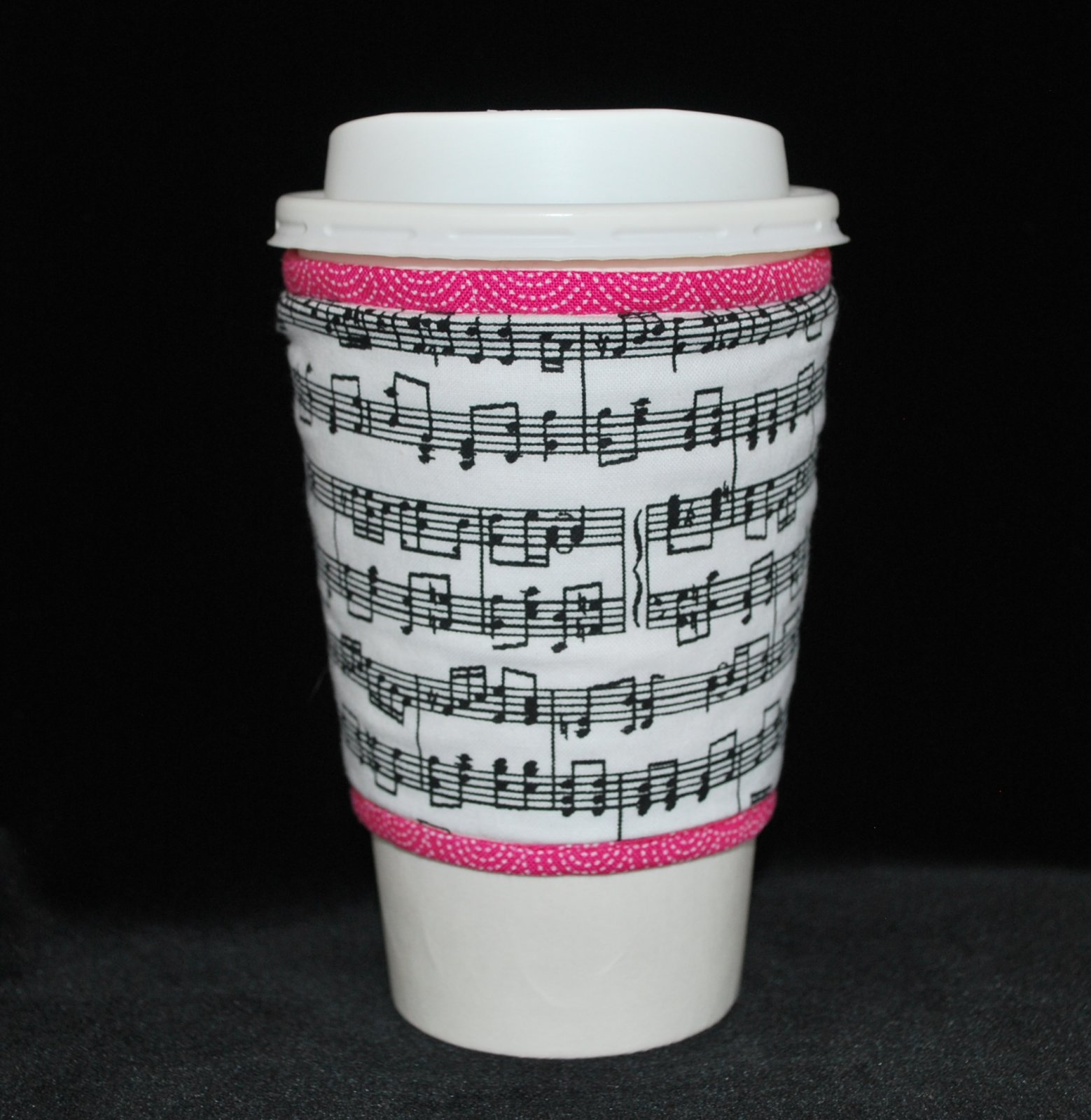 Musical score (black & white)