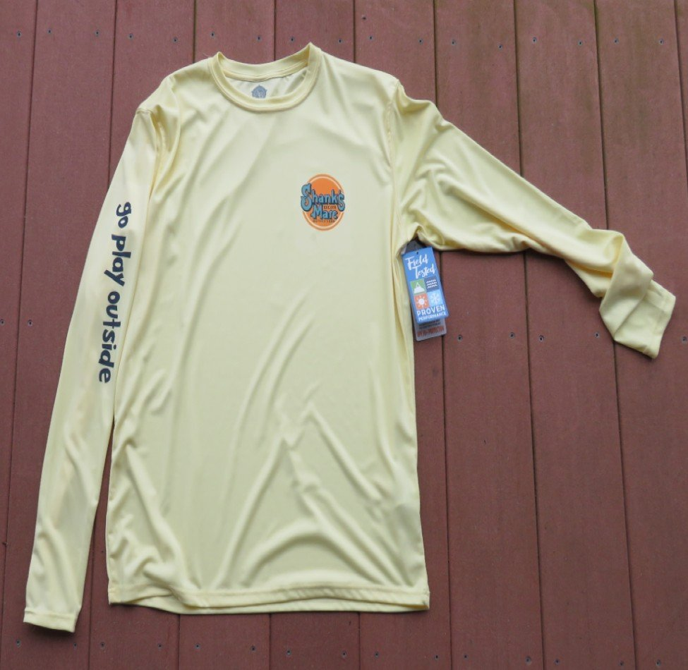 Shank's Mare Longsleeve Solar Microfiber Shirt