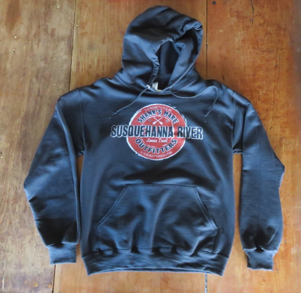 Susquehanna River Hooded Sweatshirt