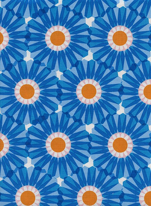 Freshly Picked-Dahlia-Blue-1-YARD-CUT