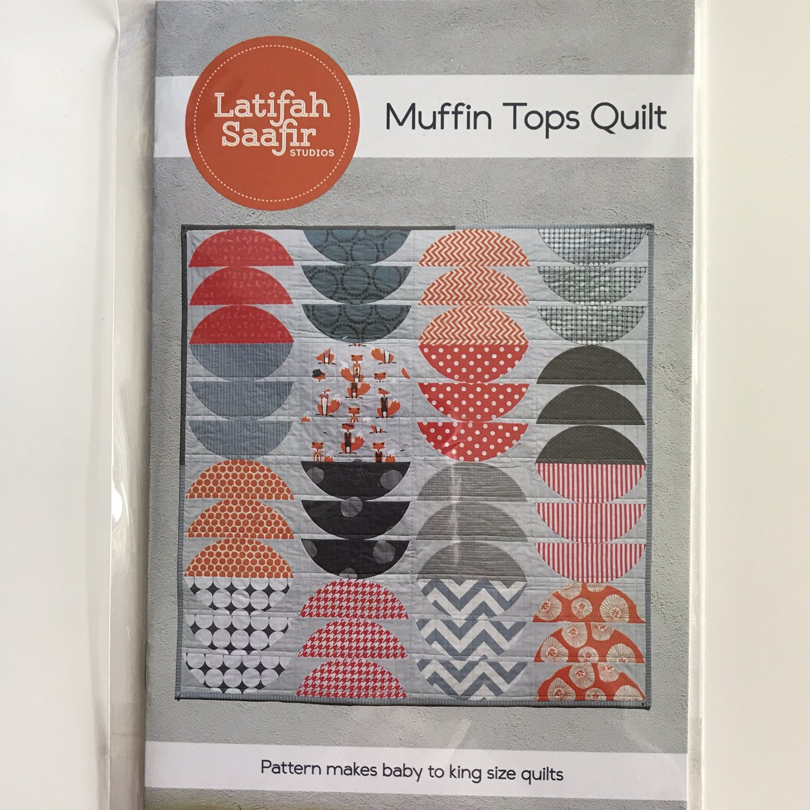 Pattern-Muffin Tops Quilt