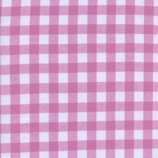 Checkers-1/2 Gingham-Lavender