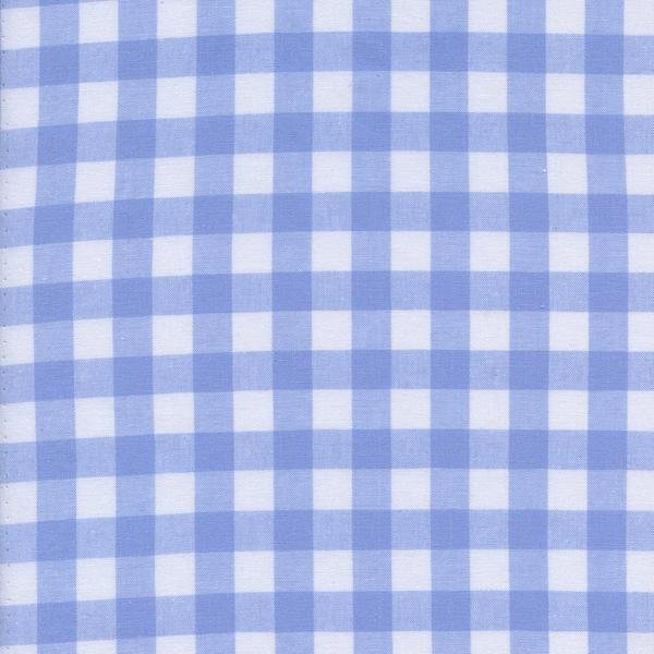 Checkers-1/2 Gingham-Sky