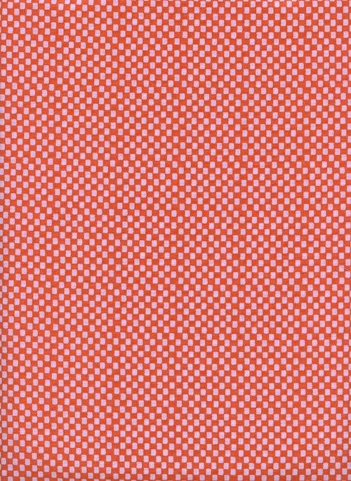 Amalfi Checkers - Pink