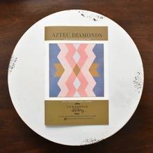 Pattern-Aztec Diamonds