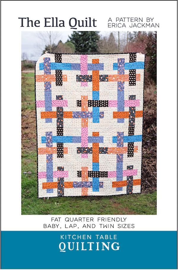 Pattern-Ella Quilt