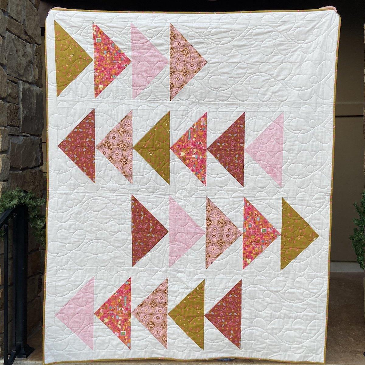 Handiwork Quilt Kit