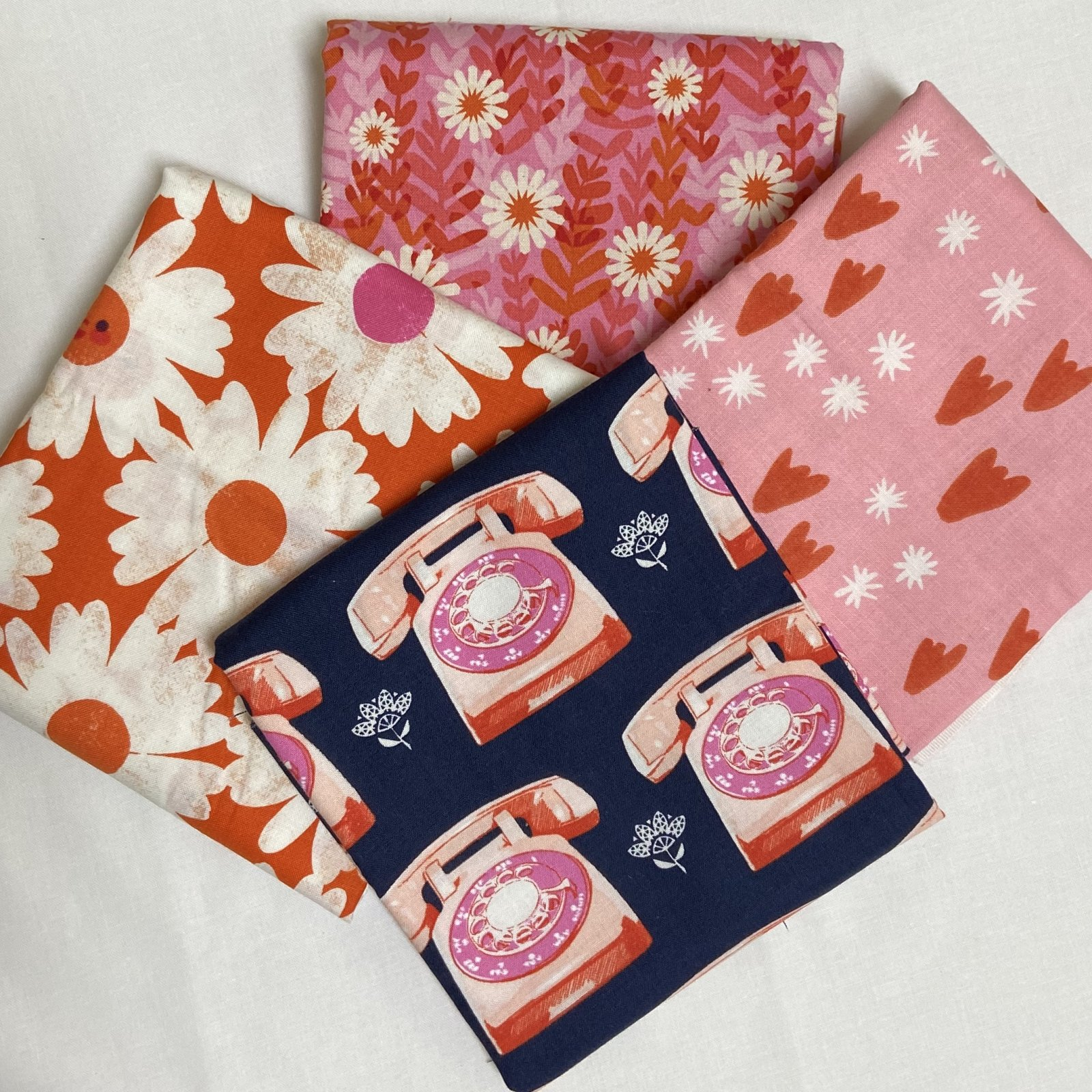 Nostalgia  - 1/2 Yard Bundle