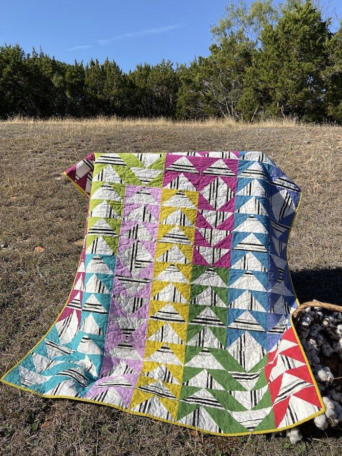 Jawbreaker Quilt Kit