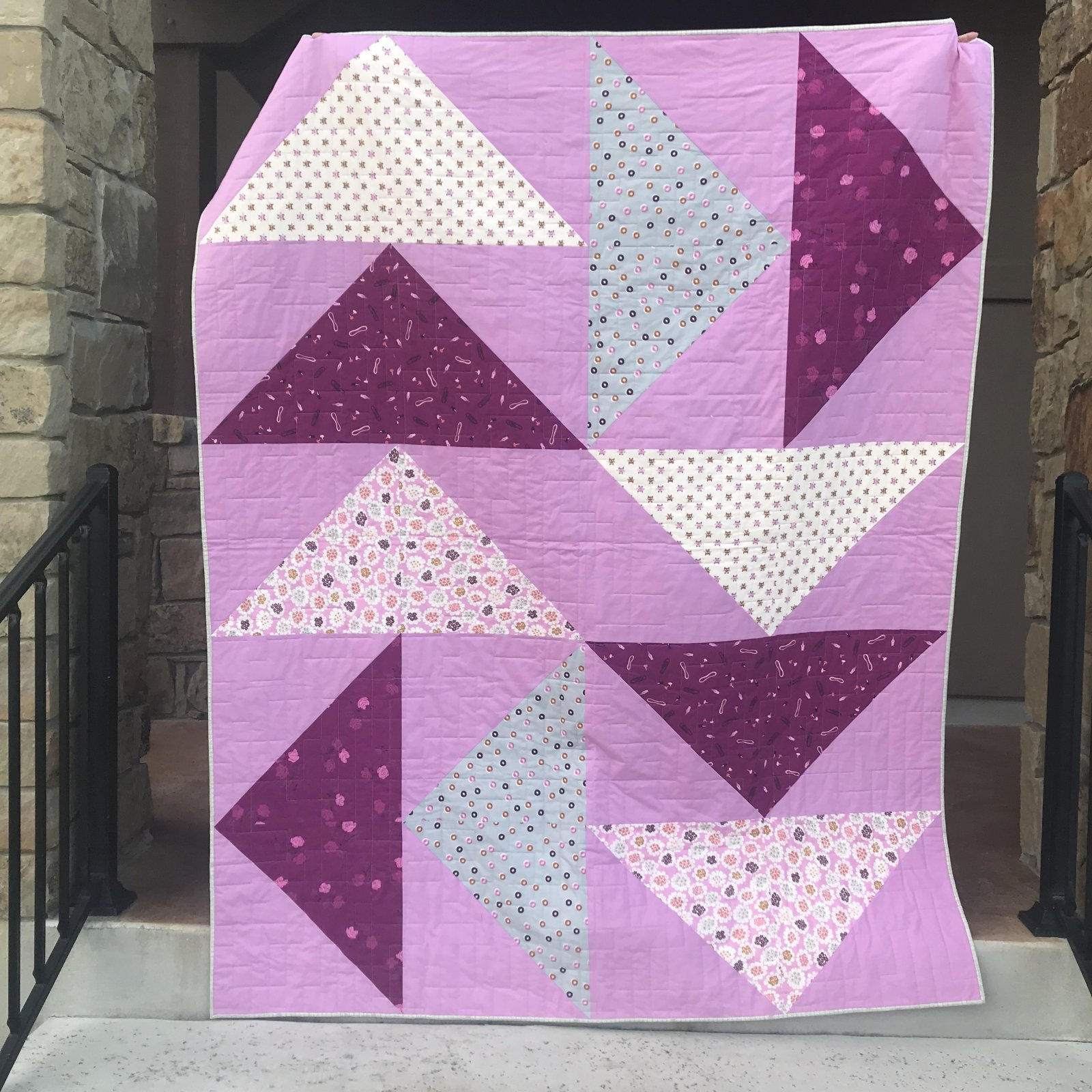 Lazy Goose Quilt Kit (excludes Binding and Backing)