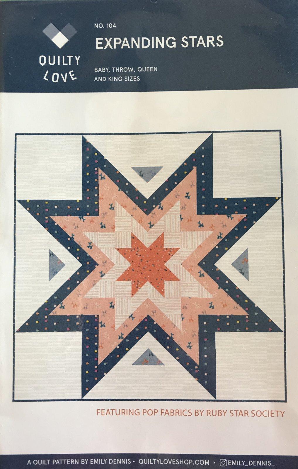 Pattern-Expanding Stars