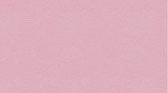 Garden Sanctuary-Scallop Dot-Lilac