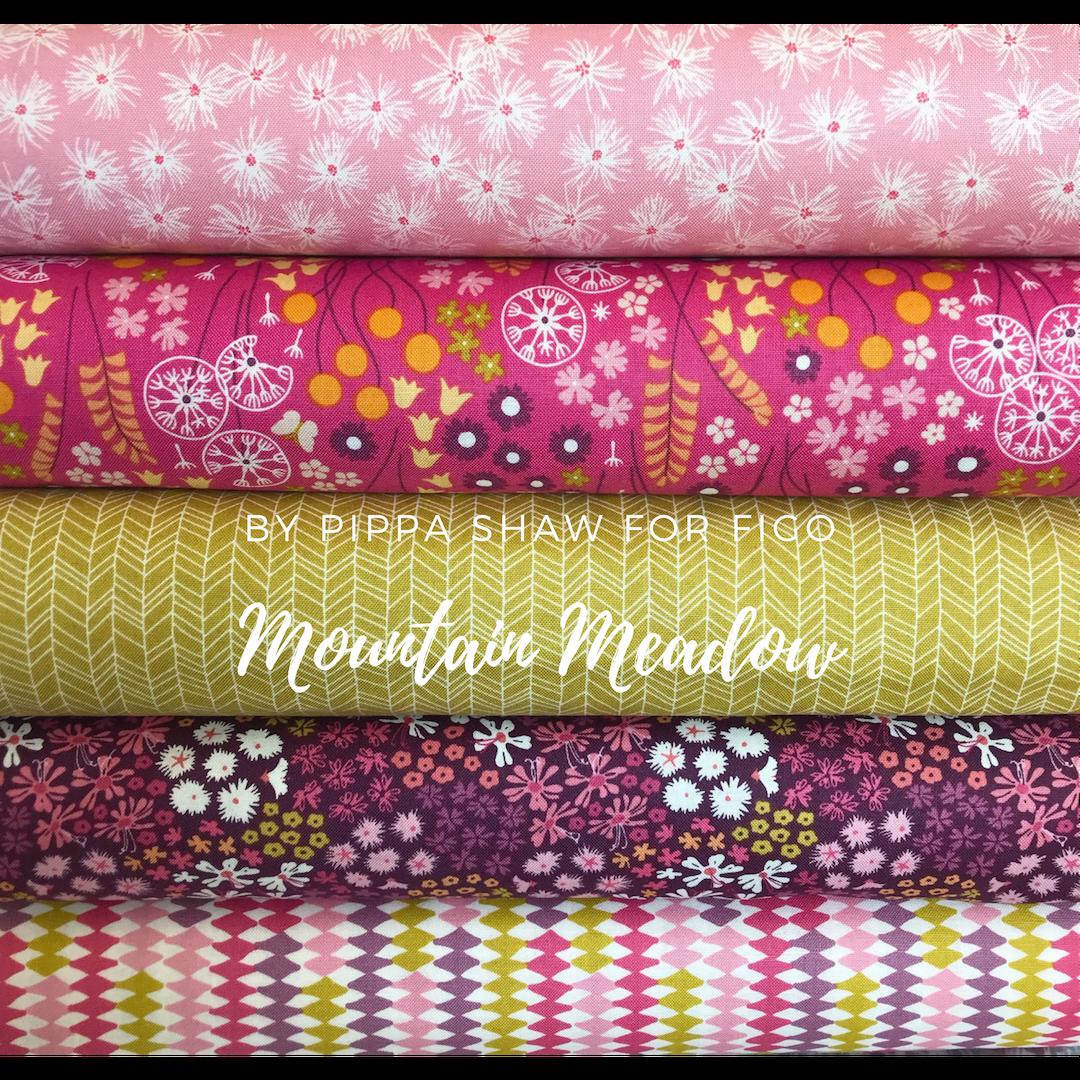 Mountain Meadow - 1-Yard Bundle