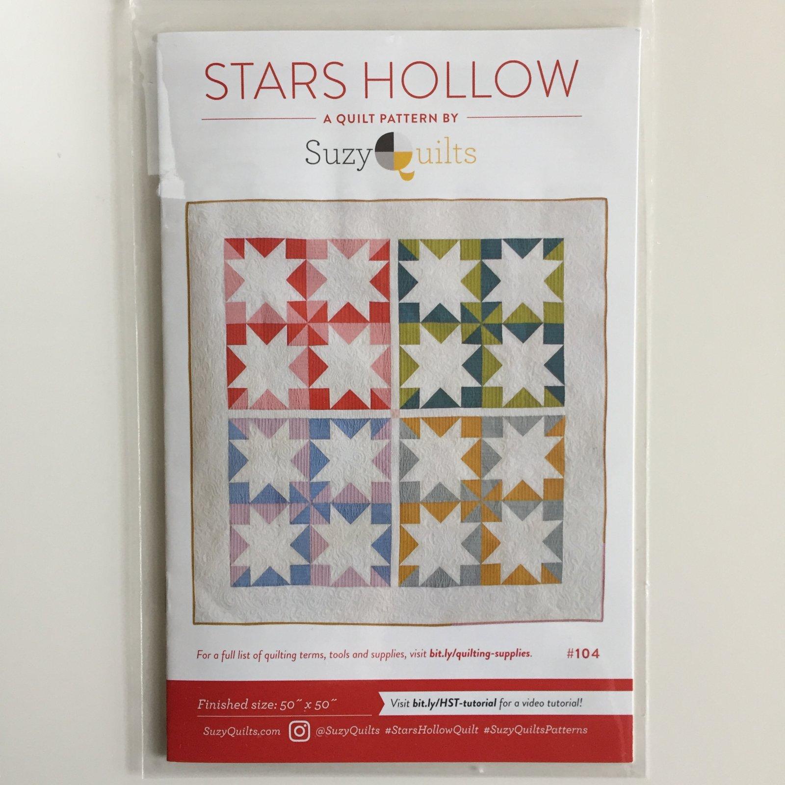 Pattern-Stars Hollow