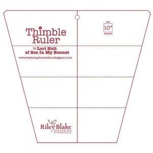 Rulers - Thimble Ruler-10