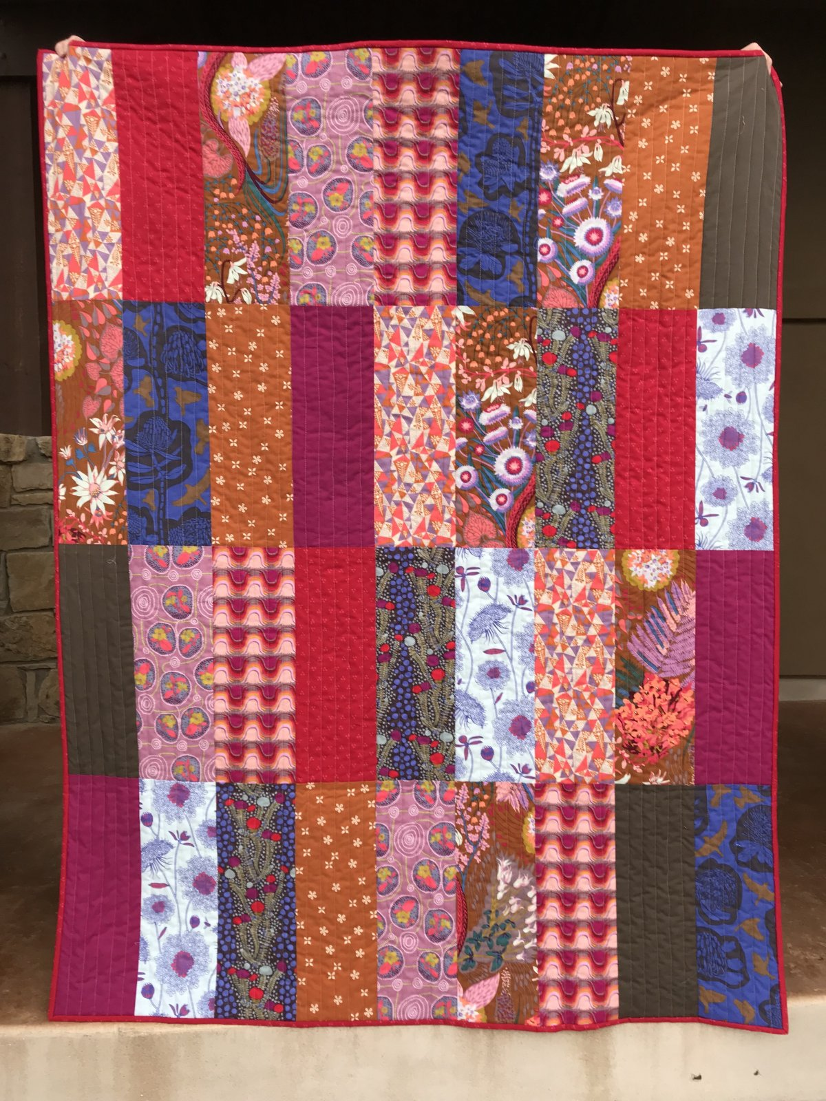 Sweet Dreams Quilt Kit (excludes Binding and Backing)