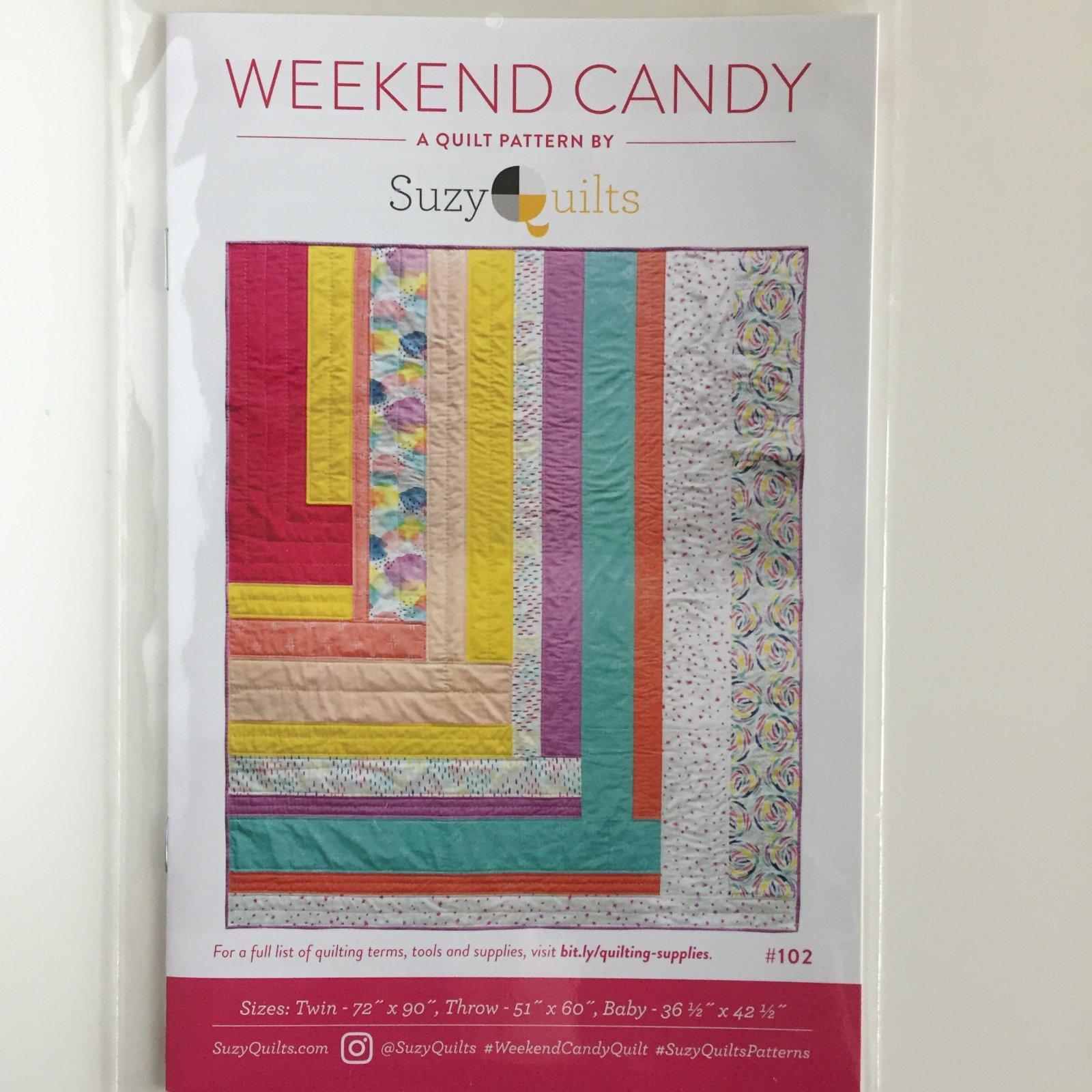 Pattern-Weekend Candy