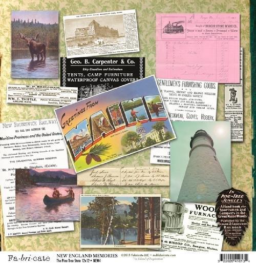 NEM: The Pine Tree State paper