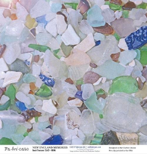 NEM: Beach Treasures paper