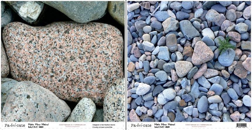 Make Mine Maine: Rocky II paper