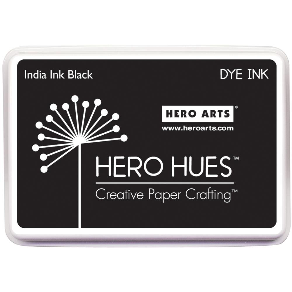 Hero Hues Black