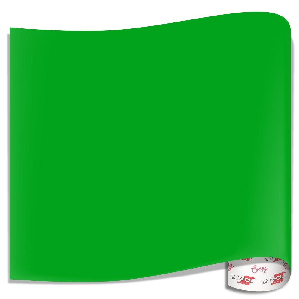 Brother Adhesive Craft Vinyl Green