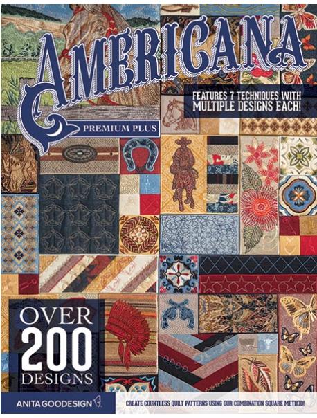 Anita Goodesign Premium Plus Americana
