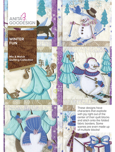 Anita Goodesign Full Winter Fun