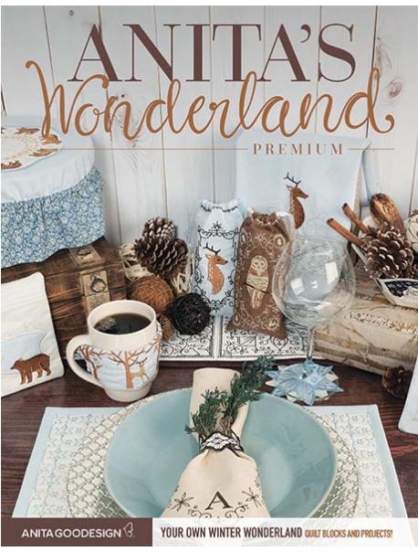 Anita Goodesign Premium Anita's Wonderland