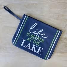 TRS Lake Life Wet/Dry Bag