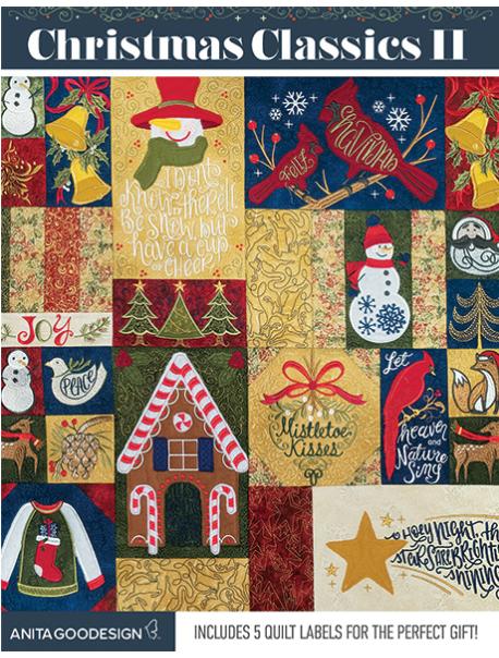 Anita Goodesign Premium Christmas Classics 2