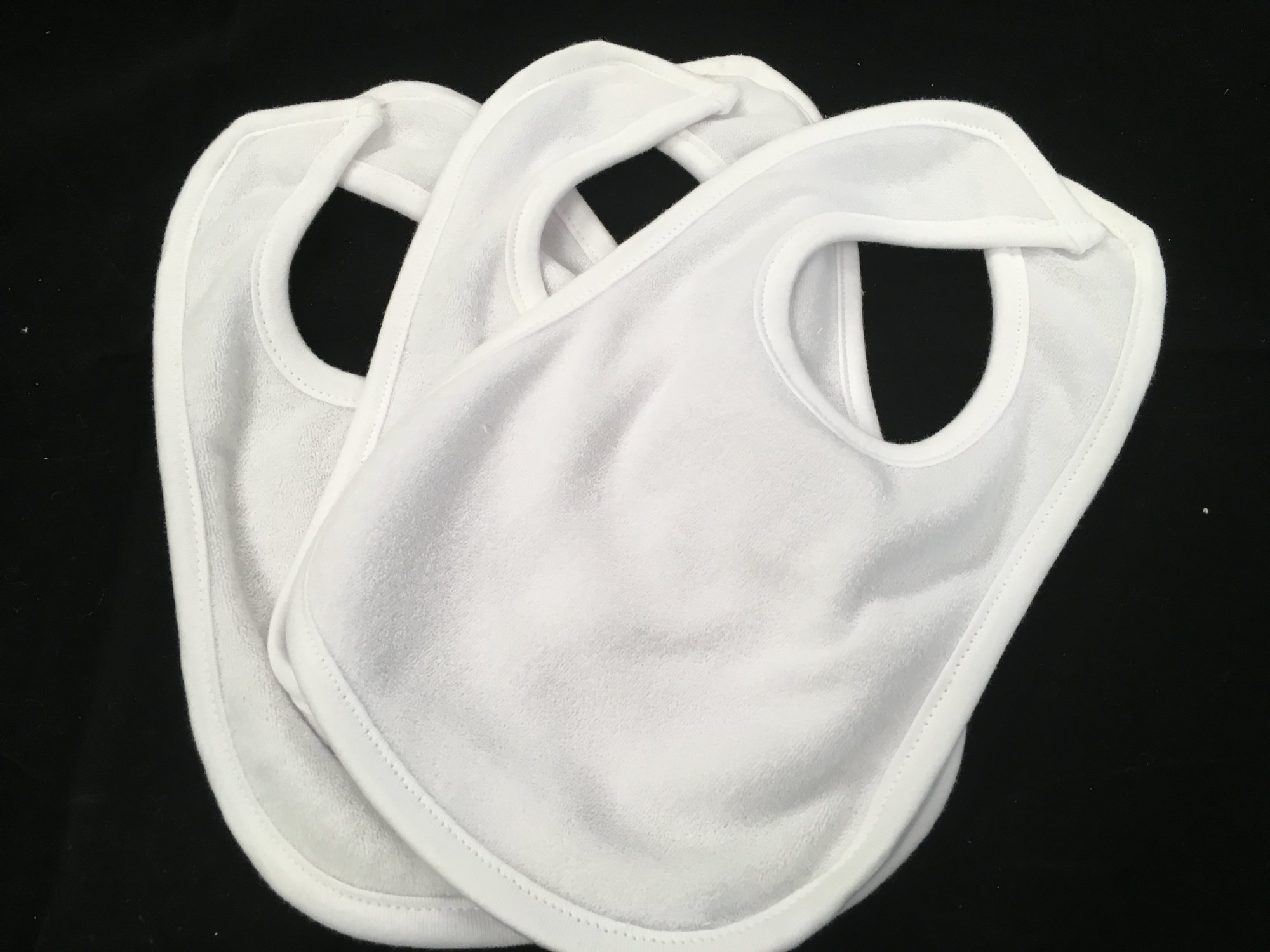 Infant Premium Jersey Bib (W)