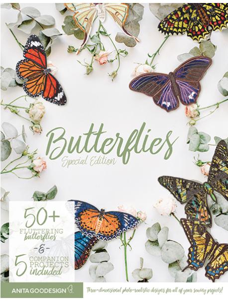Anita Goodesign Special Edition Butterflies