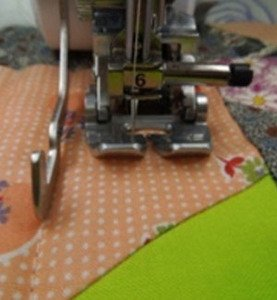 Brother Dual Feed Quilting Guide
