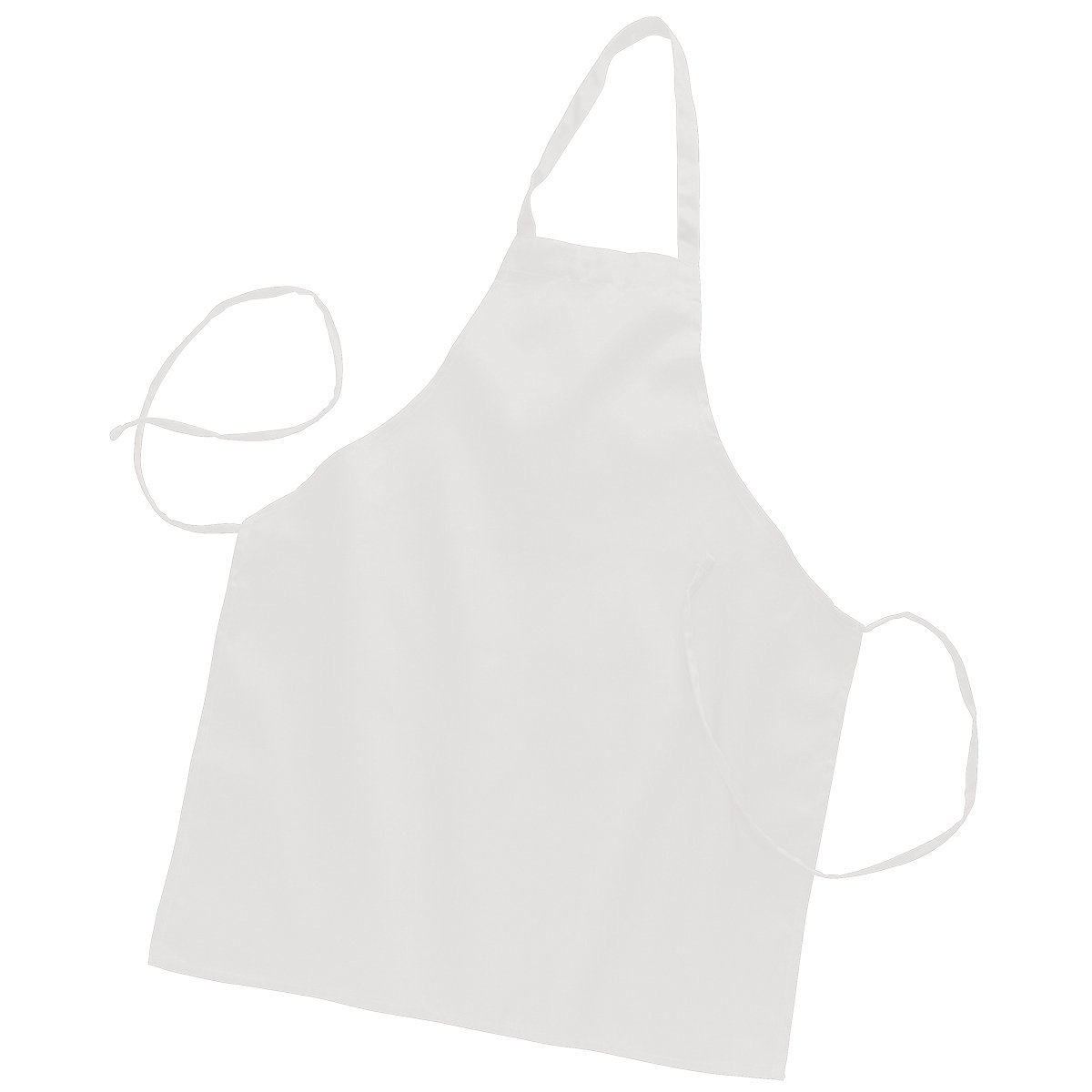 Butcher Apron, White
